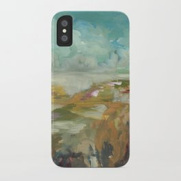 Marshlands iPhone Case