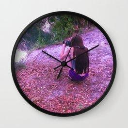 LA the Photographer Wall Clock