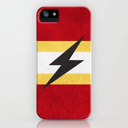Flash of Color iPhone Case
