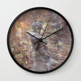 Octoberwinds Wall Clock