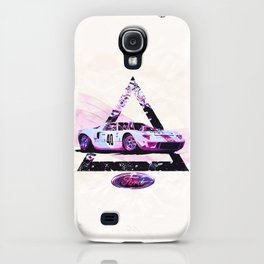 Ford Gt40// Le Mans Race Cars iPhone Case