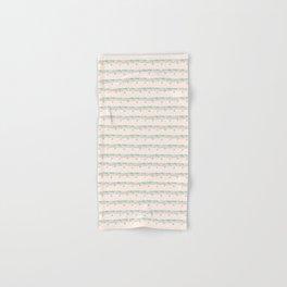 Berry Border Hand & Bath Towel