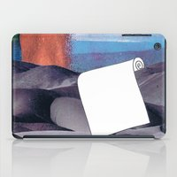 tool iPad Cases featuring Spill Tool by Ventral Is Golden