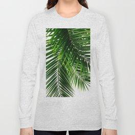 Palm Leaves #3 Long Sleeve T-shirt