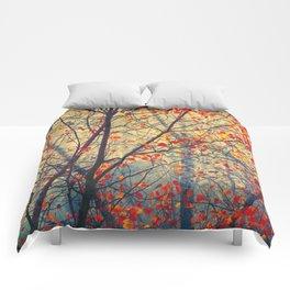 trees VIII Comforters