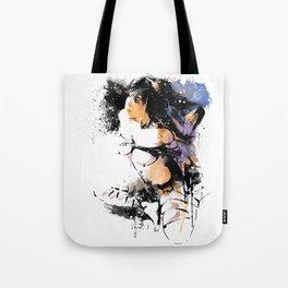 Shibari - Japanese BDSM Art Painting #7 Tote Bag