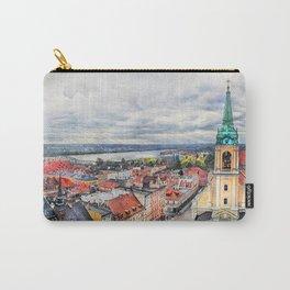 Torun city art 1 #torun #city Carry-All Pouch
