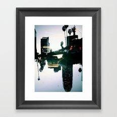 Landscapes (Los Angeles #4) Framed Art Print