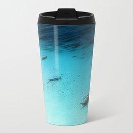 White Beach Boracay Travel Mug