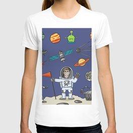 Space Elements Set T-shirt