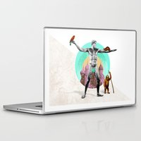 putin Laptop & iPad Skins featuring MOSCOW_ by Hoeling