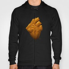 His Heart of Gold - painting Hoody