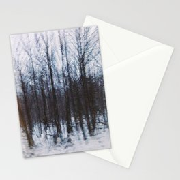 Altered Drive-By Forest Stationery Cards