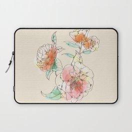 Sundara Flower Power Camellias Laptop Sleeve