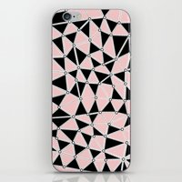 African Blush iPhone Skin