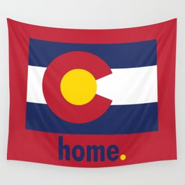 Colorado Proud Wall Tapestry