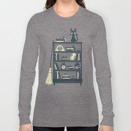 Ghibli Shelf // Miyazaki Long Sleeve T-shirt
