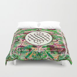 Beverly (#TheAccessoriesSeries) Duvet Cover
