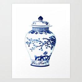 GINGER JAR NO. 3 Art Print