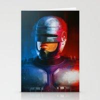 cyclops Stationery Cards featuring CYCLOPS by John Aslarona
