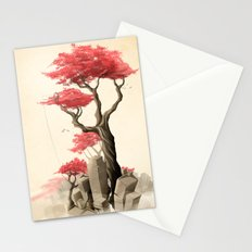 Revenge of the nature III: Fishing memories in the old world Stationery Cards