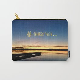 All Things New Carry-All Pouch