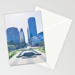 OKC Summers Stationery Cards