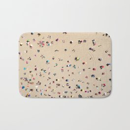 Summer in the Netherlands Bath Mat