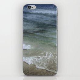 Shimmering Tide iPhone Skin