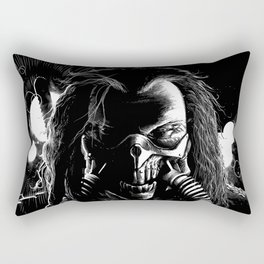 Immortan Joe Rectangular Pillow