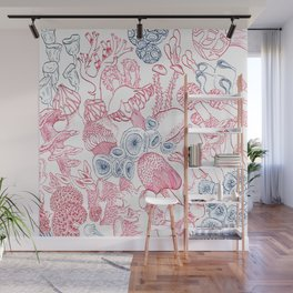 Mycology 3 Wall Mural