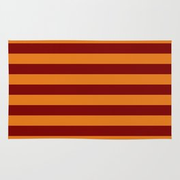 rome flag stripes Rug