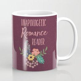 Unapologetic Romance Reader Coffee Mug