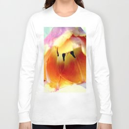 Prone To Love This Tulip Long Sleeve T-shirt