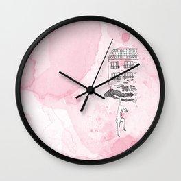 Le beau singe Wall Clock