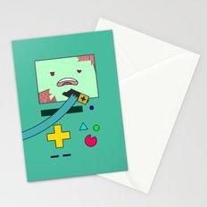 Zom-BMO Stationery Cards