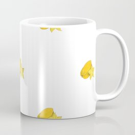 Star Fruit Drawing (Collage) Coffee Mug