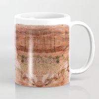 utah Mugs featuring Utah by prism POP