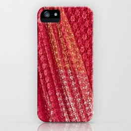 Wash day at Hindu temple, Mauritius iPhone Case