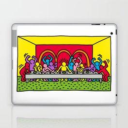 Happy Supper Laptop & iPad Skin