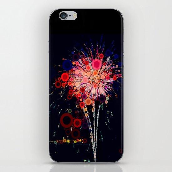 Fireworks! iPhone & iPod Skin