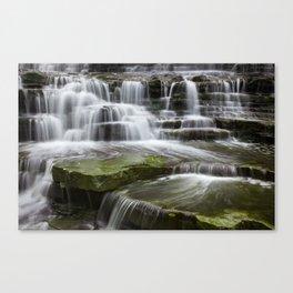 Albion Falls, Hamilton Ontario Canvas Print