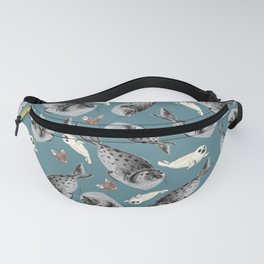Common seal Fanny Pack