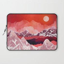 Scarlet Glow Laptop Sleeve