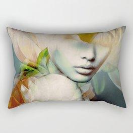 blooming 2a Rectangular Pillow