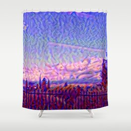 Florentine Sky Shower Curtain