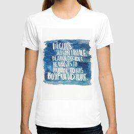 klaine stan 4eva T-shirt