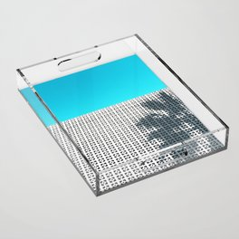 Parker Palm Springs with Palm Tree Shadow Acrylic Tray