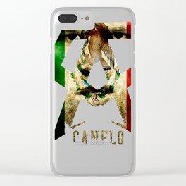 Canelo Alvarez Classic Clear iPhone Case