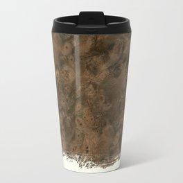 Dipped Wood - Walnut Burl Travel Mug